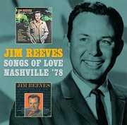 Songs of Love /  Nashville , Jim Reeves