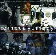 Commercially Unfriendly: History of British / Var (CD) at Kmart.com