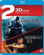 Abraham Lincoln: Vampire Hunter / Immortals Double (Blu-Ray) at Sears.com