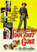 FOUR FAST GUNS (DVD) at Kmart.com