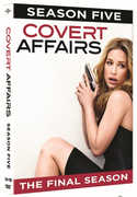 Covert Affairs: Season Five (4PC) , Hill Harper