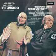 Gilbert & Sullivan: The Mikado [Simplified Metadata (2 CDs)] (CD) at Kmart.com