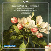 Grand Concertos for Mixed Instruments 2