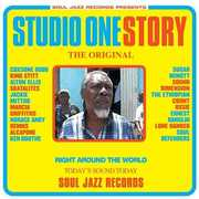 Studio One Story (Deluxe Edition) , Soul Jazz Records Presents