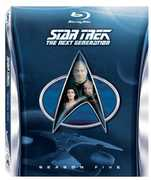 Star Trek: The Next Generation - Season 5 (6PC)