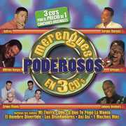 Merengues Poderosos en 3 CDS / Various (CD) at Kmart.com