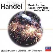 Handel: Music for the Royal Fireworks; Water Music (CD) at Kmart.com