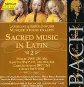 Bach: Sacred Music in Latin, Vol. 2 (CD) at Sears.com