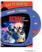 Batman: Animated Series - Secrets Caped Crusader 1 (DVD) at Kmart.com