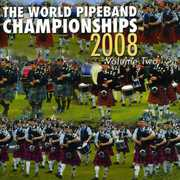 World Pipe Band Championships 2008: 2 / Various (CD) at Kmart.com