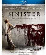 SINISTER (Blu-Ray + Digital Copy) at Kmart.com