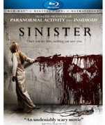 Sinister (Blu-Ray + Digital Copy) at Kmart.com