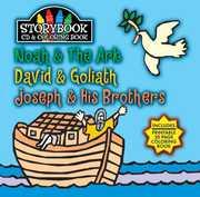 Noah & the Ark David & Goliath Joseph & His / Var (CD) at Kmart.com
