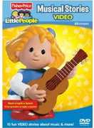 Fisher-Price Little People: Musical Stories (DVD) at Sears.com