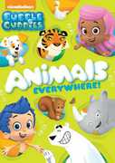 Bubble Guppies: Animals Everywhere! (DVD) at Kmart.com