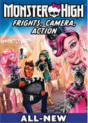 Monster High: Frights Camera Action (DVD) at Kmart.com