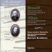 Henselt: Piano Concerto, Op. 16; Variations de Concert, Op. 11; Alkan: Concerto da Camera, Op. 10/1; Concerto da Came (CD) at Sears.com