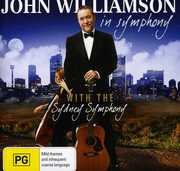 John Williamson in Symphony (Re-Release) (CD) at Kmart.com