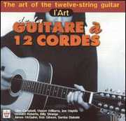 L'art de la Guitare a 12 Cordes / Various (CD) at Sears.com