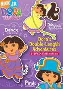 Dora the Explorer: Dora's Double Length Adventures (DVD) at Sears.com