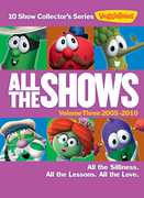 Veggietales: All the Shows Vol 3