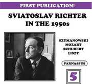 Sviatoslav Richter in the 1950s, Vol. 5 (CD) at Sears.com