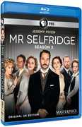 Masterpiece: Mr. Selfridge - Season 3 (3PC) , Jeremy Piven