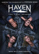 Haven: The Final Season , Lucas Bryant