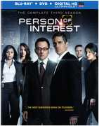 Person of Interest: The Complete Third Season (10PC)