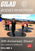 Gilad Bodies in Motion: 30th Anniversary Shows 4 , Gilad