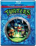 Teenage Mutant Ninja Turtles II: The Secret of the Ooze (Blu-Ray) at Kmart.com