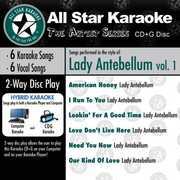 Karaoke: Lady Antebellum 1 /  Various , Various Artists
