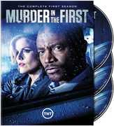 Murder in the First: Complete First Season (3PC)