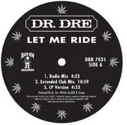 "LET ME RIDE (12"" Single / Vinyl) at Kmart.com"