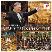 Neujahrskonzert /  New Year's Concert , Zubin Mehta