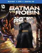 Batman Vs Robin (W/ Figurine) (Deluxe Edition)