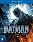 Batman: The Dark Knight Returns (Blu-Ray + DVD + UltraViolet) at Sears.com
