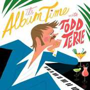 It's Album Time , Todd Terje