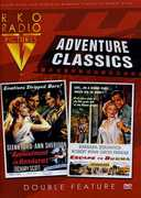 RKO Adventure Classics Double Feature: Appointment in Honduras/Escape to Burma (DVD) at Sears.com