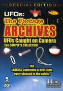 UFOs: The Footage Archives - UFOs Caught on Camera (DVD) at Sears.com