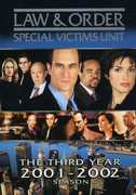 Law & Order: Special Victims Unit - The Third Year (DVD) at Sears.com