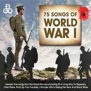 75 Songs of World War I /  Various , Various Artists