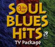 Soul Blues Hits TV Package / Various (CD) at Sears.com