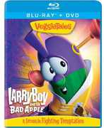 Veggie Tales: LarryBoy and the Bad Apple (Blu-Ray + DVD) at Sears.com
