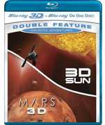 Galactic Adventures Double Feature: 3D Sun/Mars 3D (Blu-Ray) at Kmart.com