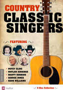COUNTRY CLASSIC SINGERS / VARIOUS (DVD) at Kmart.com
