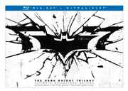 Dark Knight Trilogy: Ultimate Collector's Edition (Blu-Ray + UltraViolet) at Sears.com