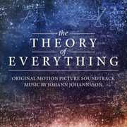 Theory Of Everything /  O.S.T. , Johann Johannsson