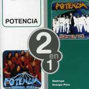 DOS EN UNO: DESTRUYE & ENERGIA PURA (CD) at Kmart.com