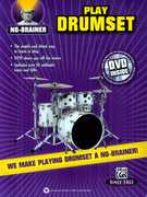 No-Brainer: Play Drumset (DVD) at Kmart.com